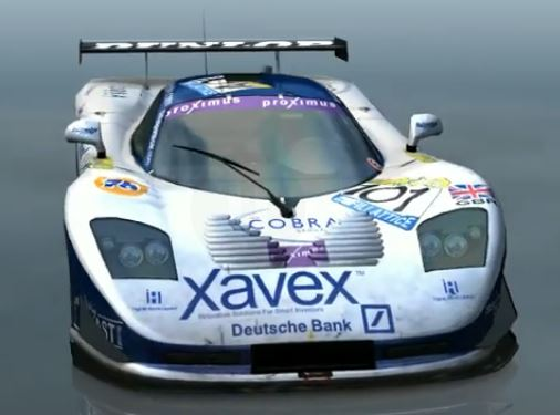 Rollcentre Racing Mosler MT900R