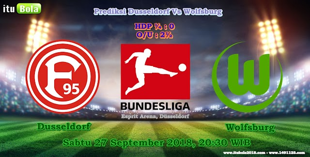 Prediksi Dusseldorf Vs Wolfsburg - ituBola