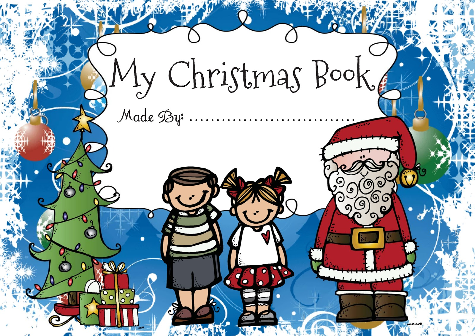 FREE Christmas Coupon Book Printable