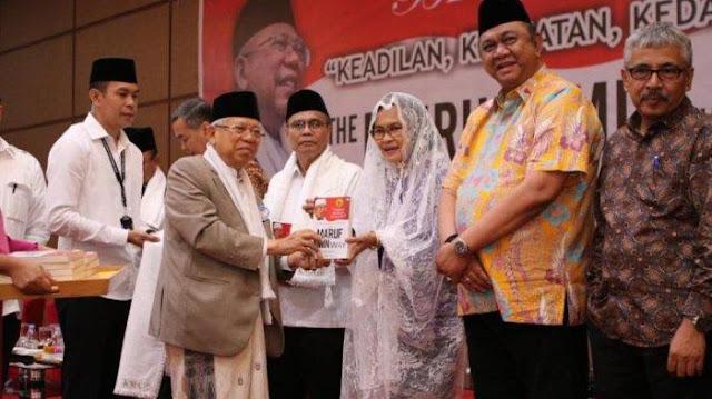 Keluarga Besar Bani Syekh Kholil Bangkalan Dukung KH Maruf Amin
