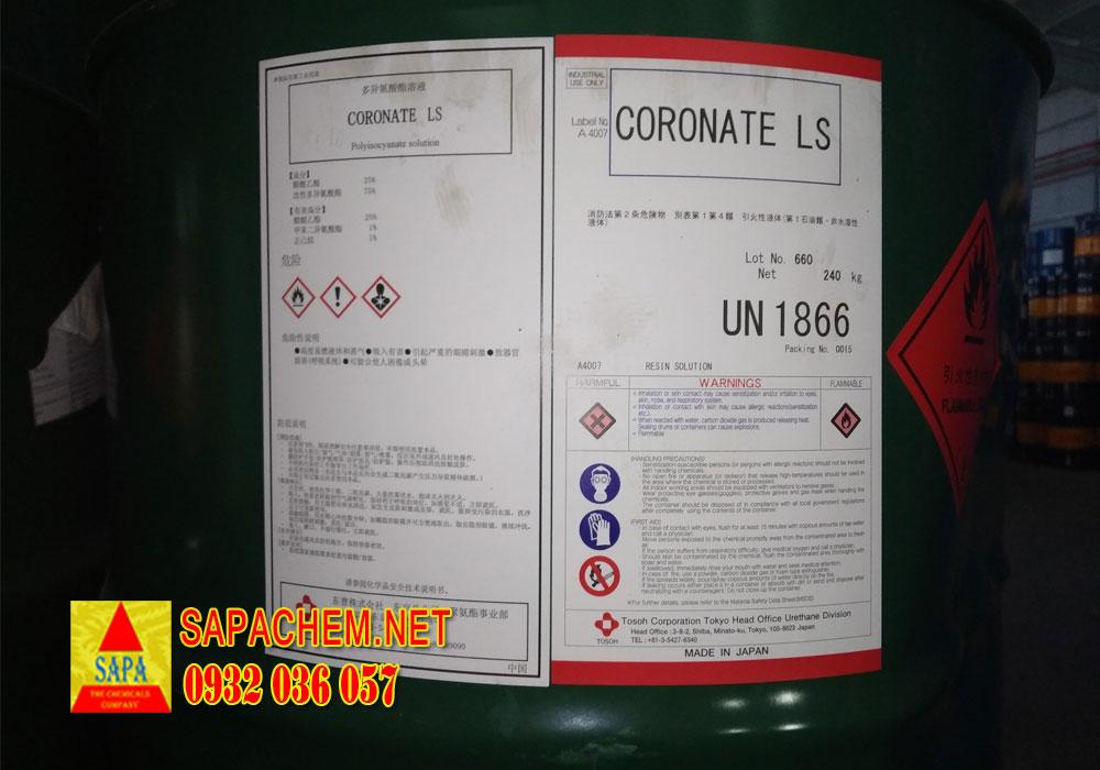 Coronate LS - Đóng rắn cho sơn