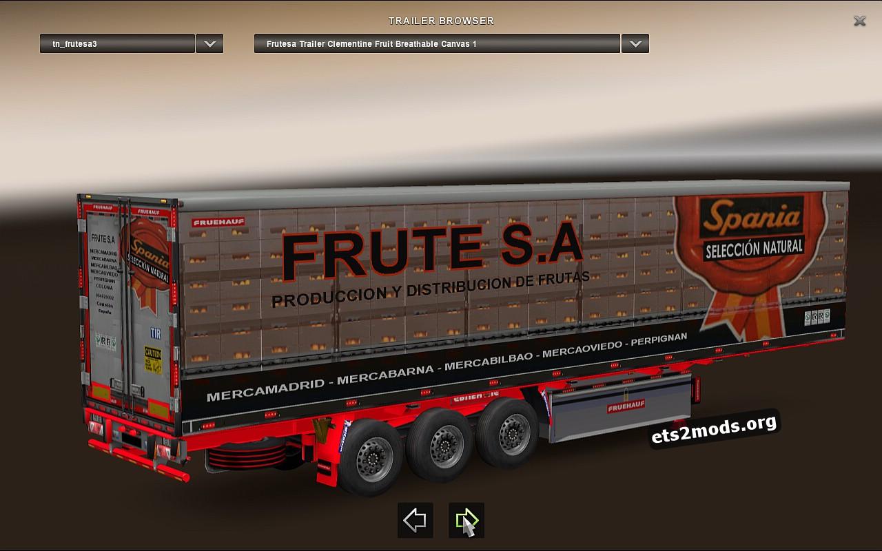 Combo Pack Frutesa Company