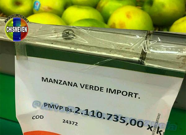 Los precios del día 22 de marzo en Venezuela