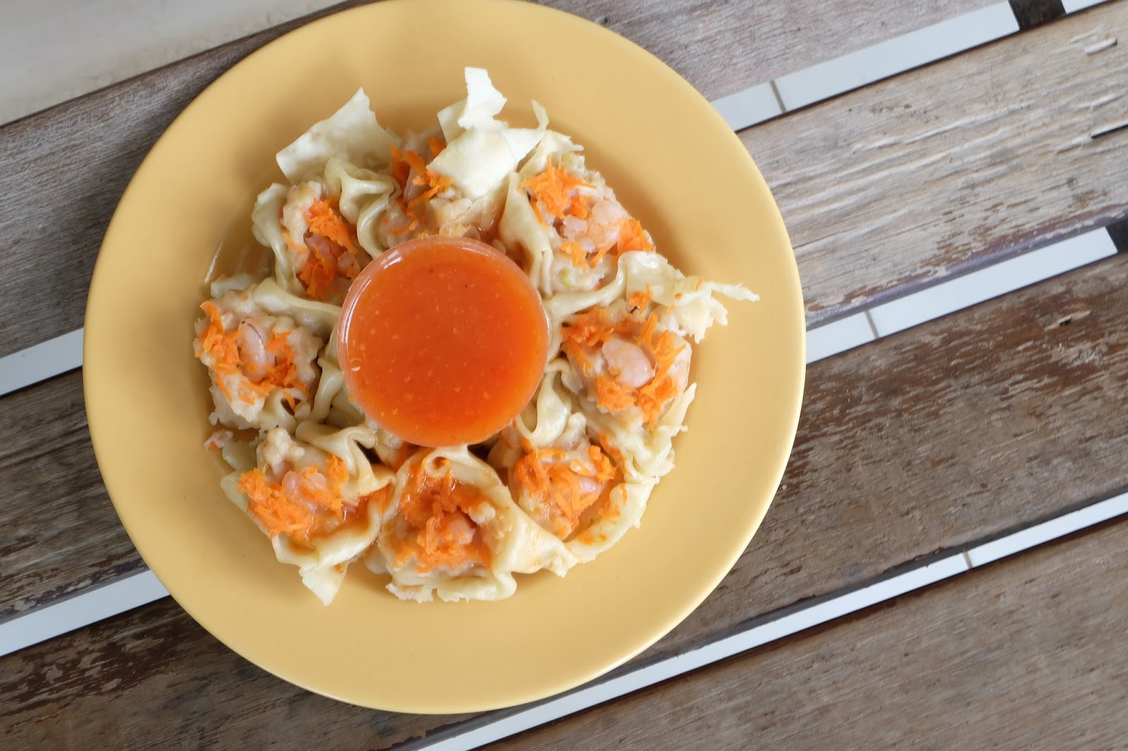 Resep Homemade Siomay Siu Mai Dimsum Nanda Kusumahati