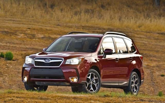 2015 Subaru Forester Release Date and Review
