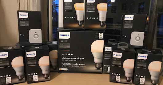 Philips Hue Home Automation Review - HomeKit