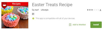 recipe apps for easter