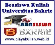 Beasiswa Kuliah Universitas Bakrie 2018/2019