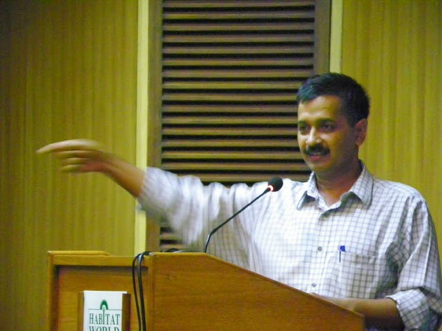 Arvind Kejriwal Delhi Chief Minister AAP India