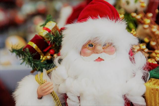 Metamora Herald Sensory Santa