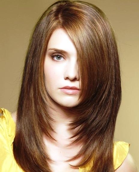 48 Gaya Potongan Rambut Segi V Yang Banyak Di Cari