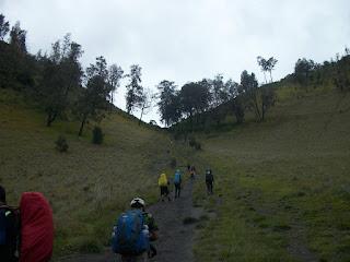 Pendakian Semeru November 2016