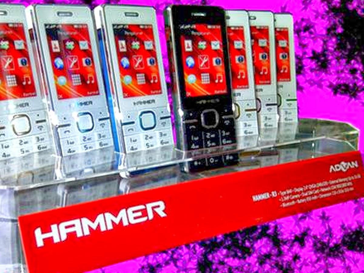 Daftar Harga Handphone Advan Hammer Terbaru 2016