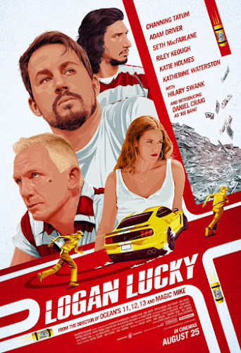 Logan Lucky (BRRip 1080p Ingles Subtitulada) (2017)