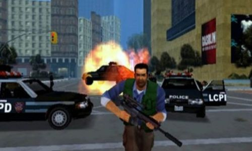 GTA Liberty City Free Download full version PC game