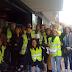 Trabajadores de los supermercados Simply realizan una huelga contra la precariedad