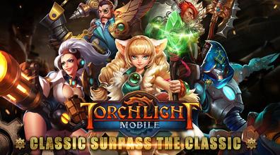 Download Torchlight Mobile v1.61 + Mod