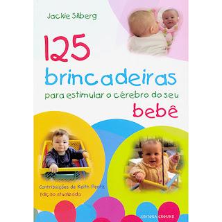 livro brincadeiras com o bebê