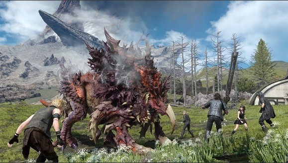Final Fantasy XV-CODEX Games for PC Full Version Gratis