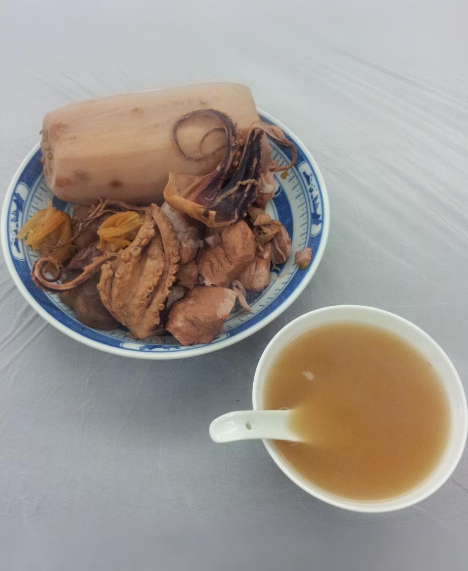 Sicikitchen: 補到入心入肺既湯水~鱆魚綠豆蓮藕瘦肉湯(附食譜)