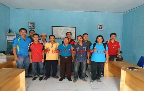 BPD Desa Kandui Gelar Rapat Pembentukan Panitia Persiapan Pilkades