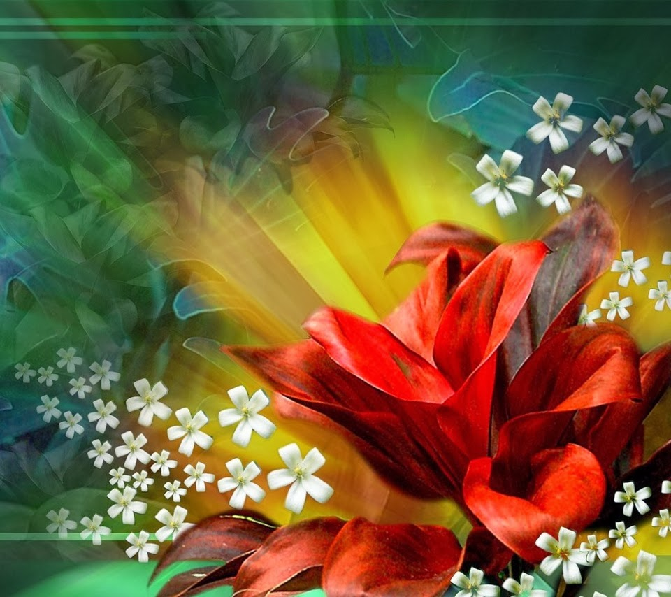 Flower Wallpaper For Android