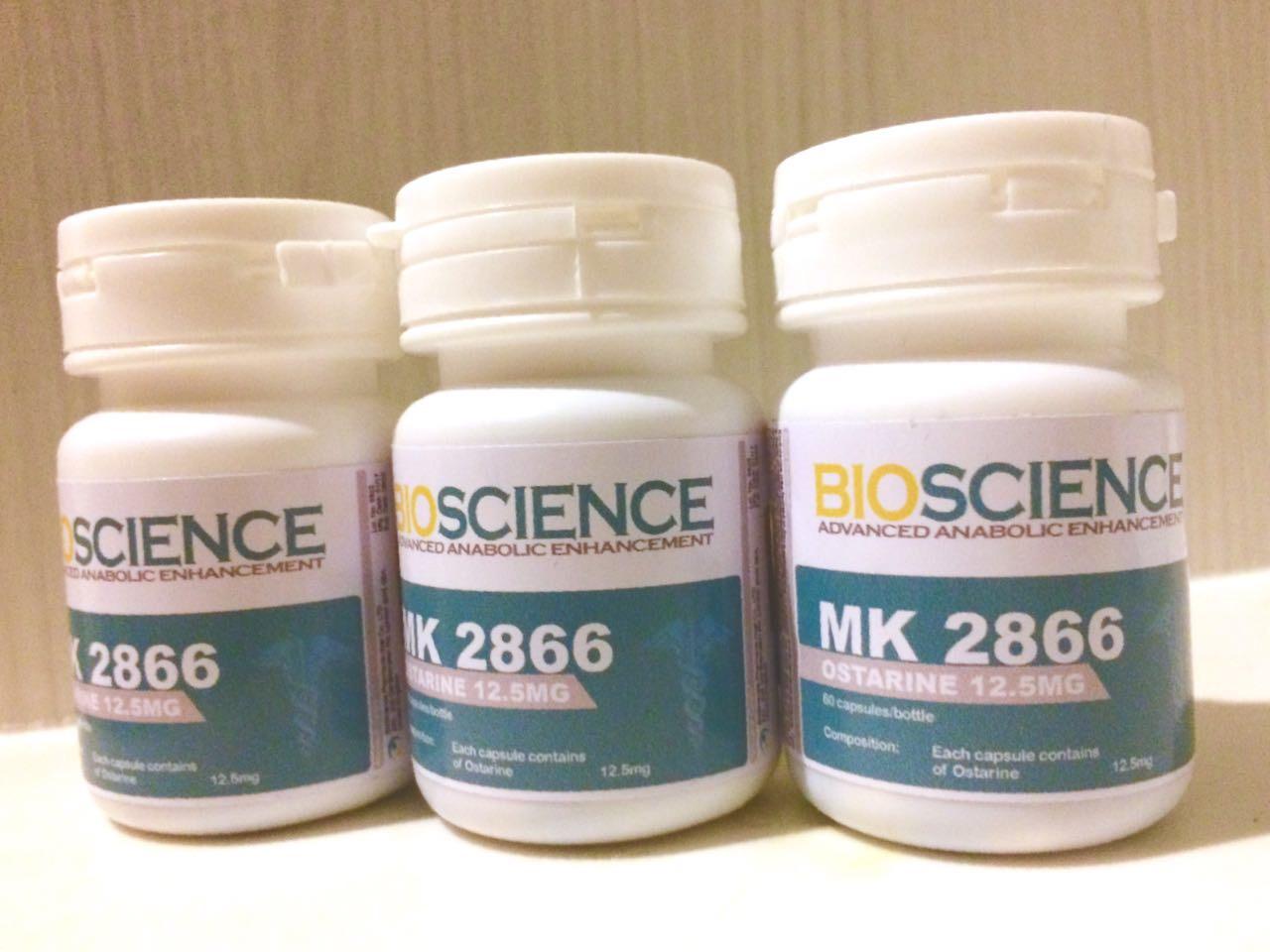 SARMS MALAYSIA: OSTARINE MK2866- LEAN GAIN