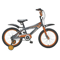 Sepeda Anak WIMCYCLE STREET METAL 18 Inci
