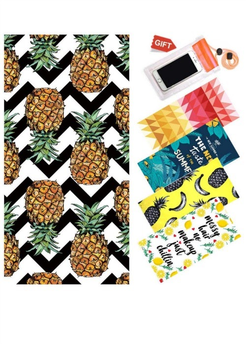 Easter Basket Gift Ideas for ANY age- beach towels