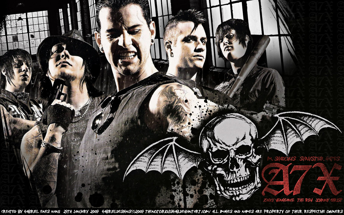 A7x1byx3c3x27g avenged sevenfold hail to the king voltagebd Gallery