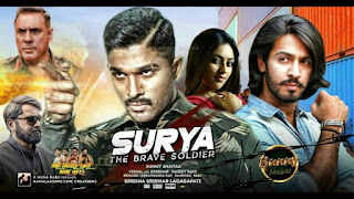 Surya The Brave Soldier Full Movie In Hindi Dubbed 1080p