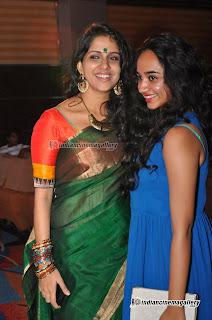 Aparna Nair latest hot photos in saree from Vinu Mohan's ...