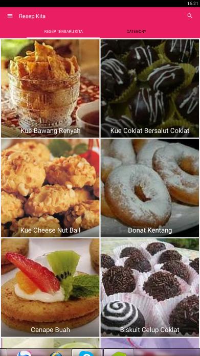 Aneka Resep Kita Aplikasi Android Gratis Khusus Bagi Yang Suka Resep Masakan
