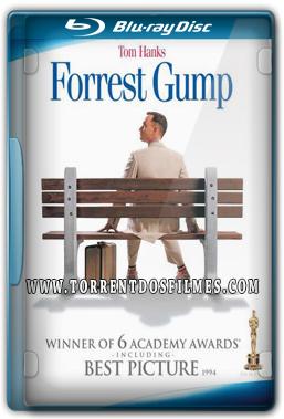 Forrest Gump: O Contador De História (1994) Torrent – BluRay 720p | 1080p Dual Áudio Download