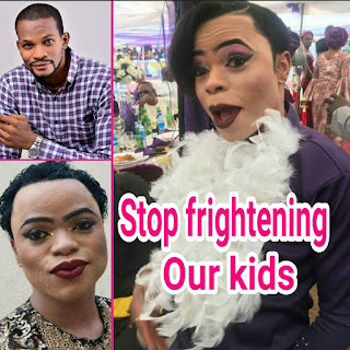 Bobrisky and actor Uche Maduagwu come for each other on IG