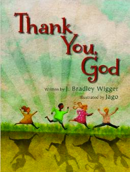 LadyD Books: Thank You, God