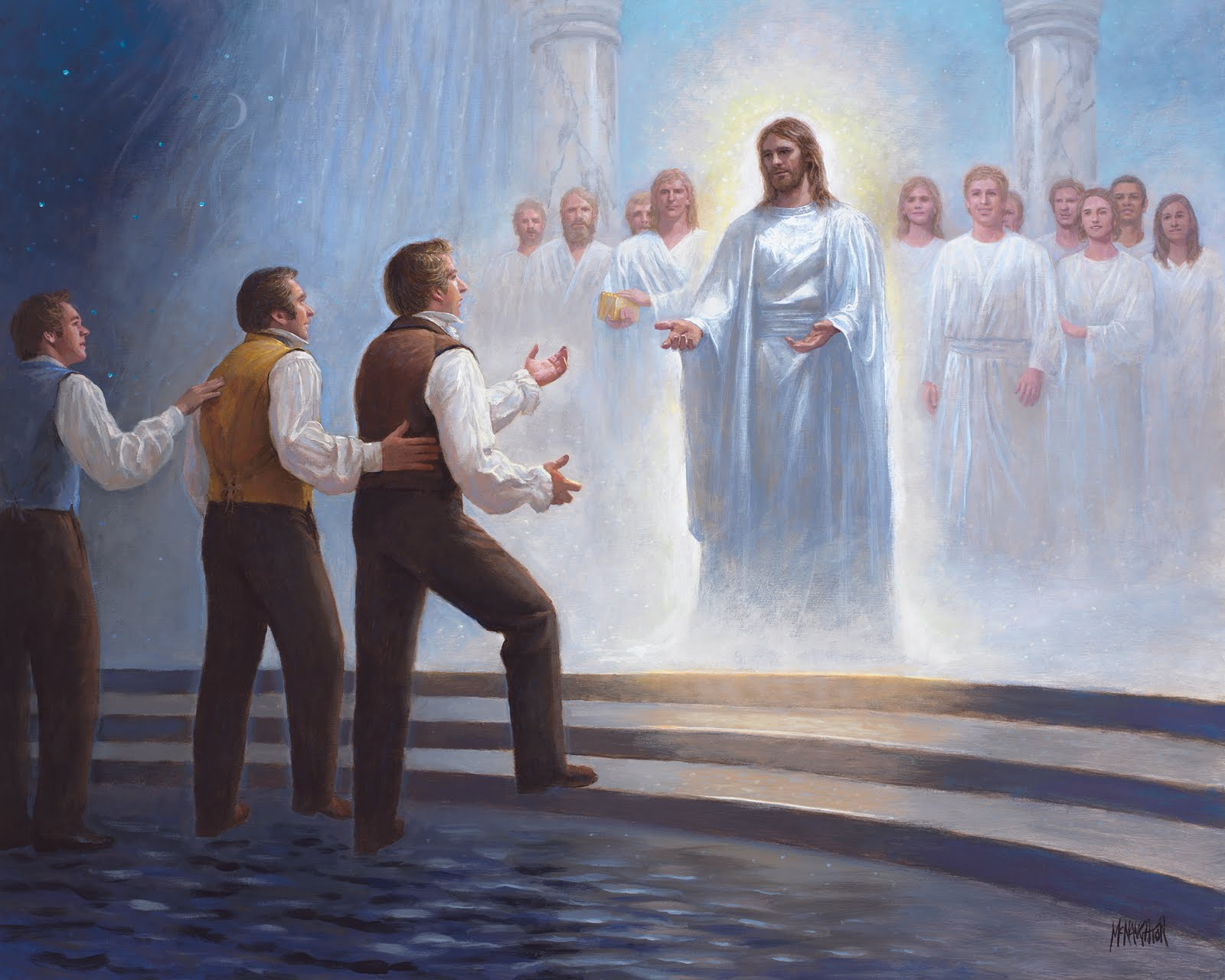 The Way Things Turn Mormons and Christians and Cults