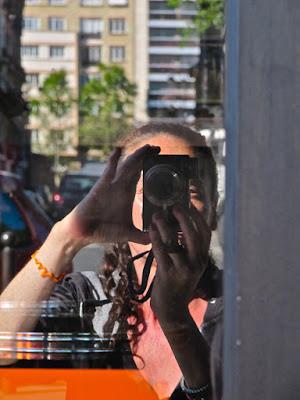 AutoPortrait par AZa pixels AZa alias AGNESetlesNUAGES Artiste à Paris