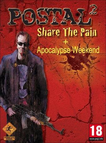 Postal 2 Share The pain + Apocalypse Weekend