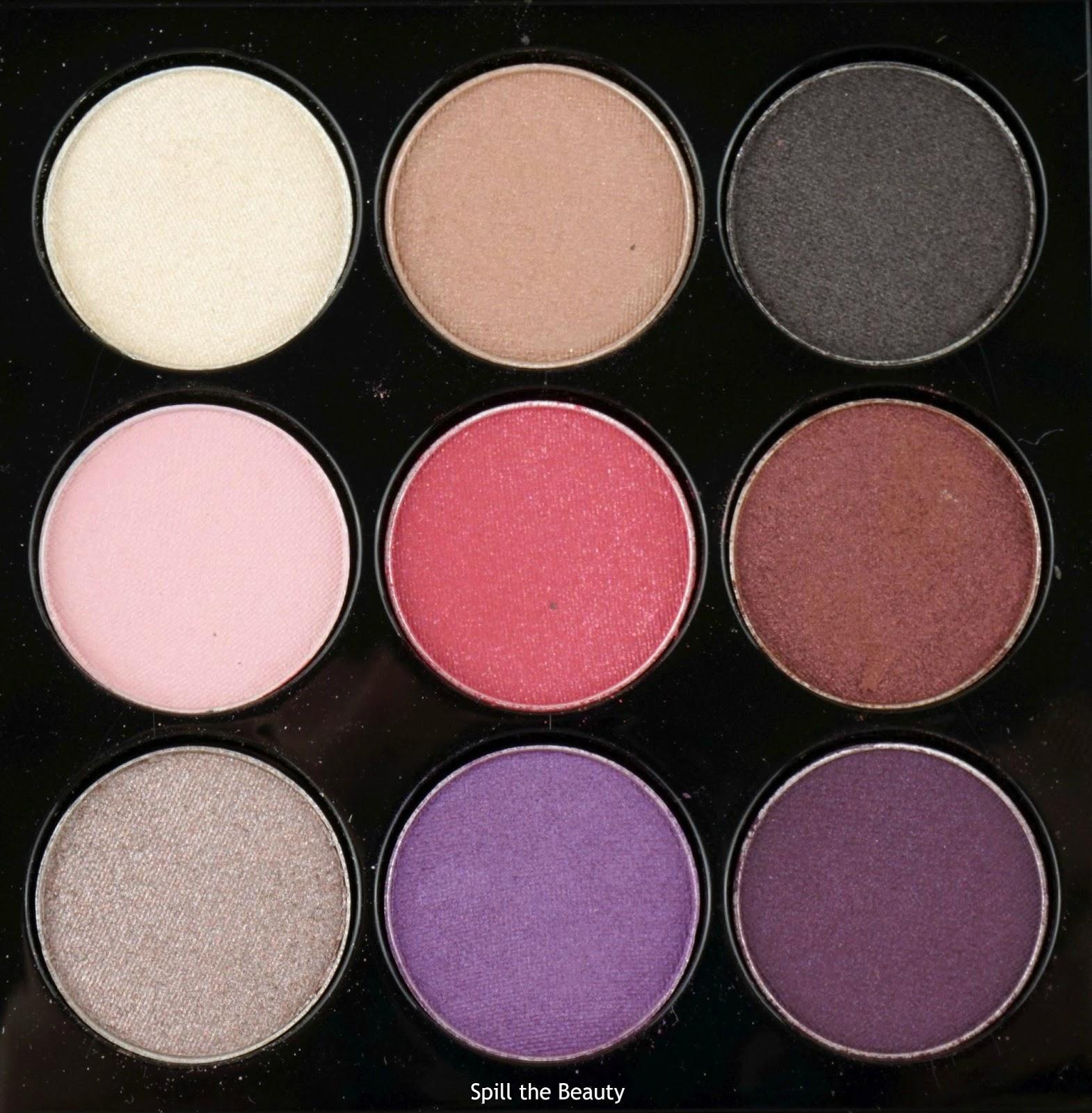 Mac Fashion Pack Collection runway worthy eyeshadow palette