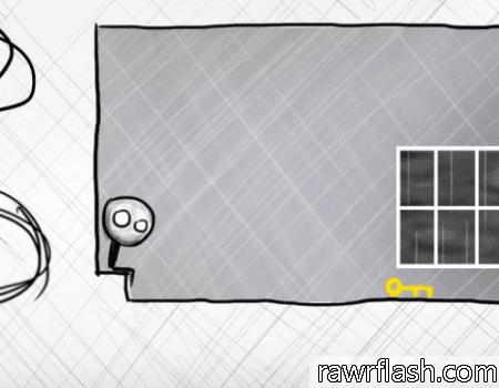 Você está preso em uma casa e todos leveis são iguais, mas a cada level a maneira de conseguir a chave muda. Pense de acordo com as dicas e tente achar uma forma de escapar.