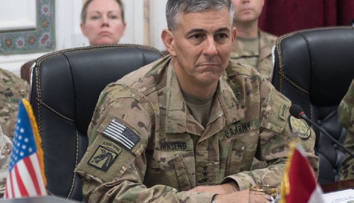 Image result for Army Lt. Gen. Stephen Townsend
