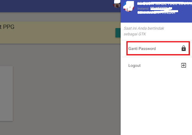 Cara Ganti Password SIM PKB 2017