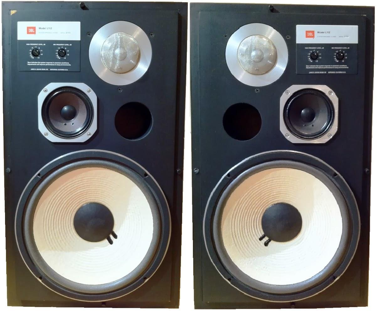 Vintage Speaker Reviews, Specs, Prices, Repairs, Refoaming