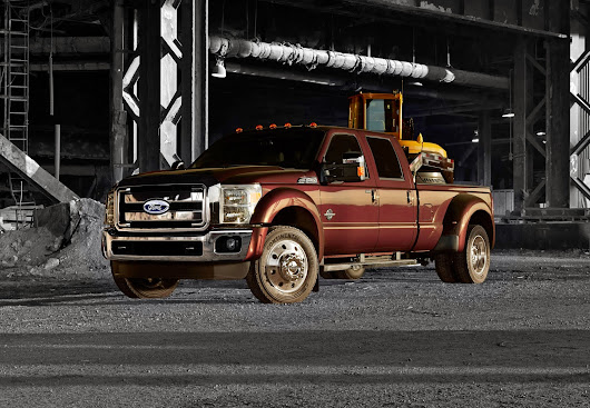 2015 Ford F-series super duty