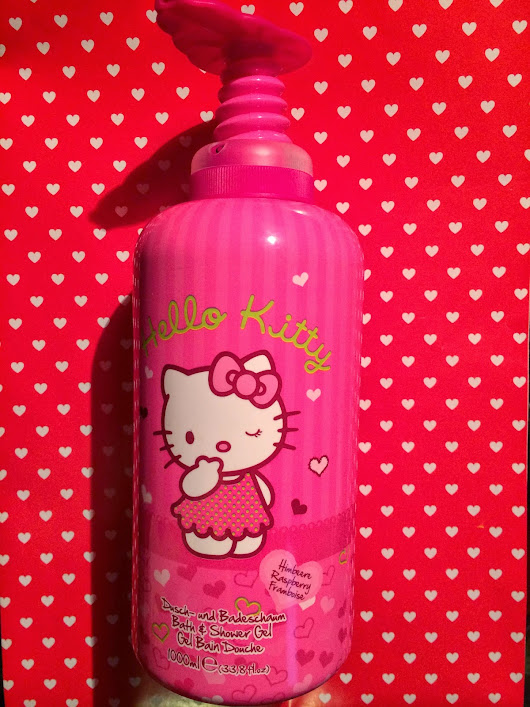 Belleza: Gel de Ducha Hello Kitty