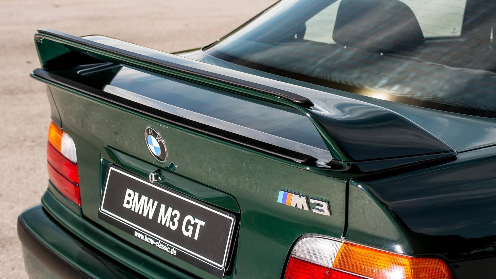 BMW M3 GT - 1995