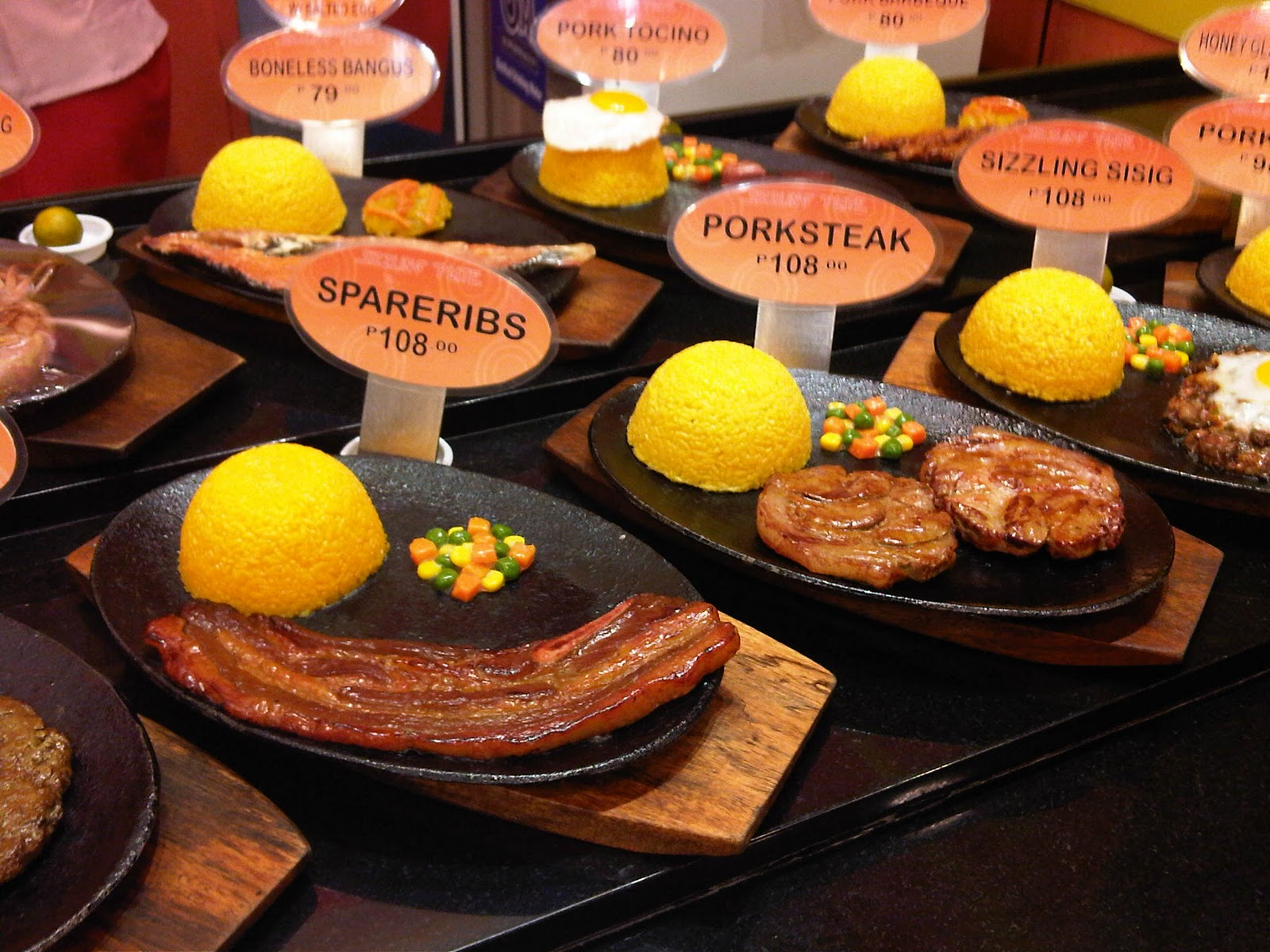 Sizzling Plate Food Court