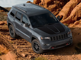 2017 Jeep Grand Cherokee: engine stop fuel flow and turns off when the Jeep brakes to stop and restarts