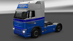 Kanters skin for Volvo 2009